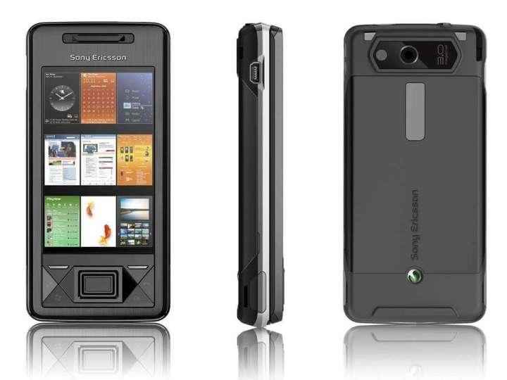 Sony Ericsson Xperia X1 778 720x540 - Sony comemora 45 anos no Brasil; relembre essa história marcante