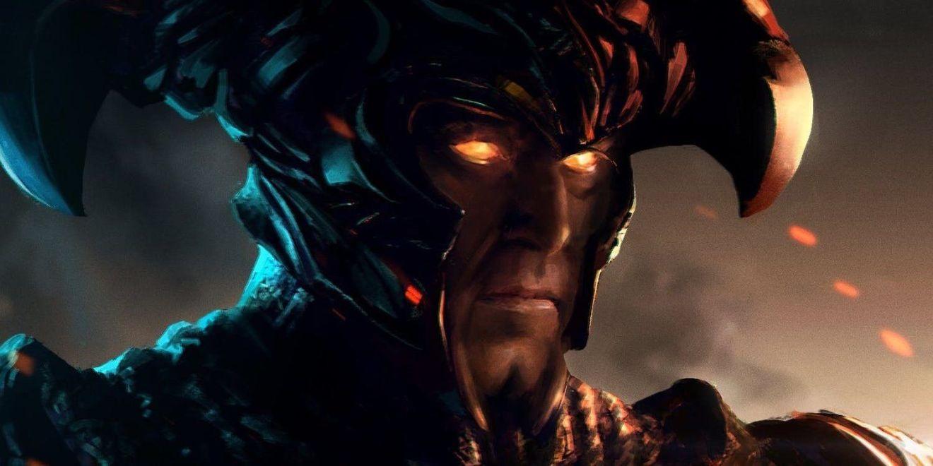 Steppenwolf Justice League Movie Fan Art - Liga da Justiça: Superman aparece pela primeira vez em novo trailer