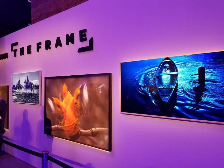 WhatsApp Image 2017 10 03 at 19.18.49 720x540 - The Frame: Samsung anuncia Smart TV como obra de arte