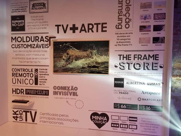 WhatsApp Image 2017 10 03 at 20.36.13 720x540 - The Frame: Samsung anuncia Smart TV como obra de arte