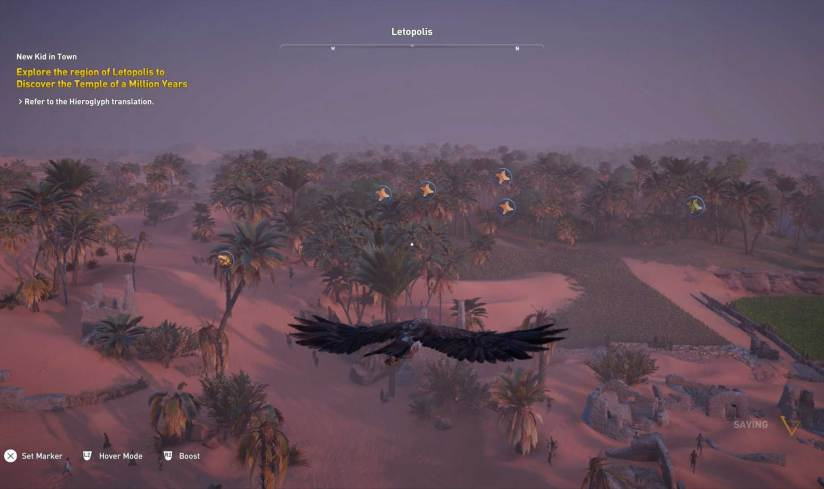 assassins creed origins tips 3 320x190 - Review: Assassin's Creed Origins é uma aventura incrível pelo Egito Antigo
