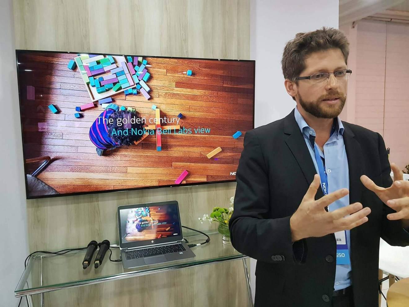 """bruno - Indústria 4.0: """"A jornada da transformação digital"""" pelas mãos da Nokia"""
