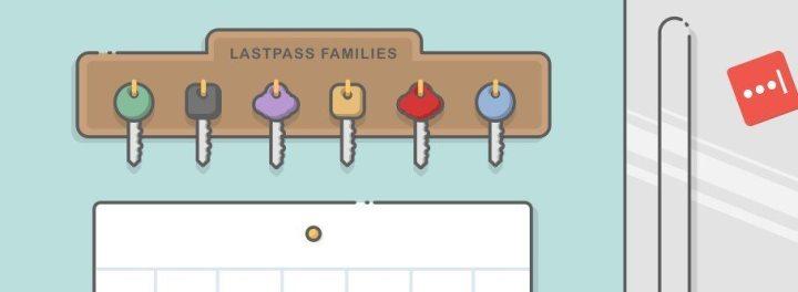 families launch blog 720x264 - LastPass Families: o melhor gerenciador de senhas lança plano família