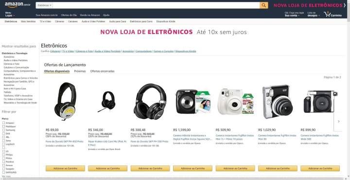 screenshot 20171018 113000 720x371 - Amazon Brasil começa a vender de tudo! Confira