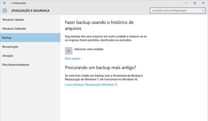 Backup: saiba como preservar os seus arquivos 6