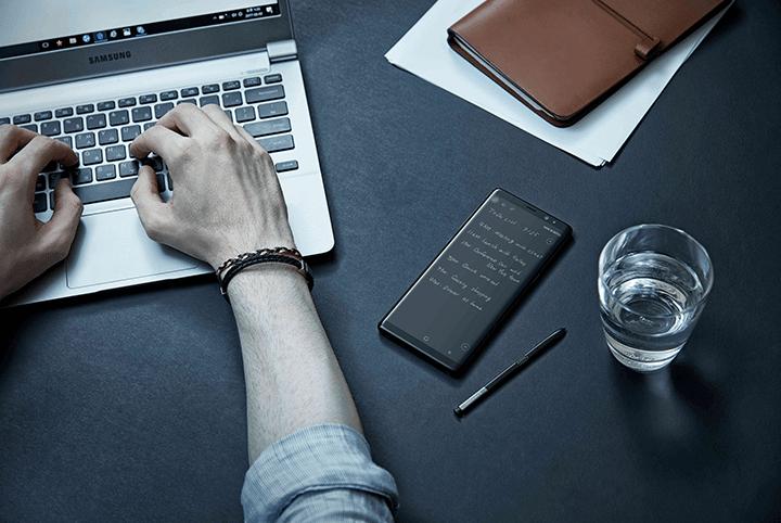 showmetech o que fazer caneta s pen samsung galaxy note 8 escrita com tela apagada 720x482 - Galaxy Note 8: o que dá pra se fazer com a nova S Pen?