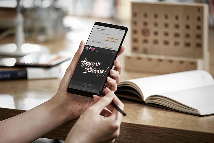 Galaxy Note 8: o que dá pra se fazer com a nova S Pen? 5