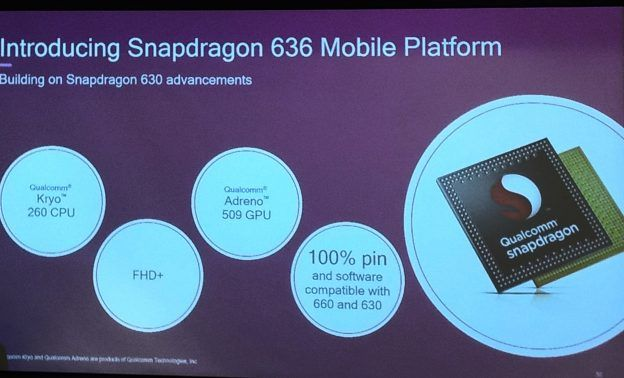 snapdragon 1 - Qualcomm anuncia seu novo processador, o Snapdragon 636