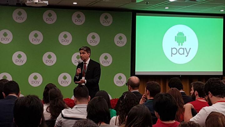 Google lança Android Pay no Brasil 8