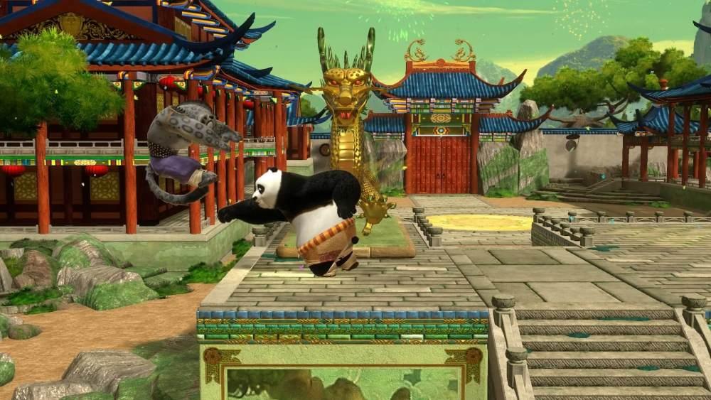 Kung Fu Panda  Showdown of legendary Legends3 - PS Plus de dezembro terá Darksiders II e muito mais