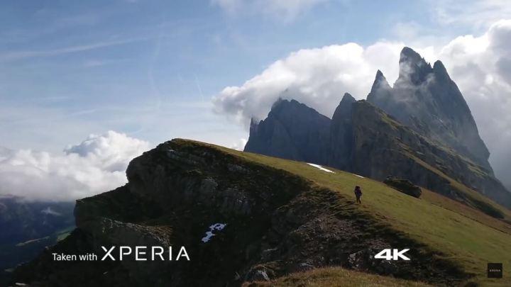 Sony se une a premiado cineasta para criar filme com a linha Xperia 8
