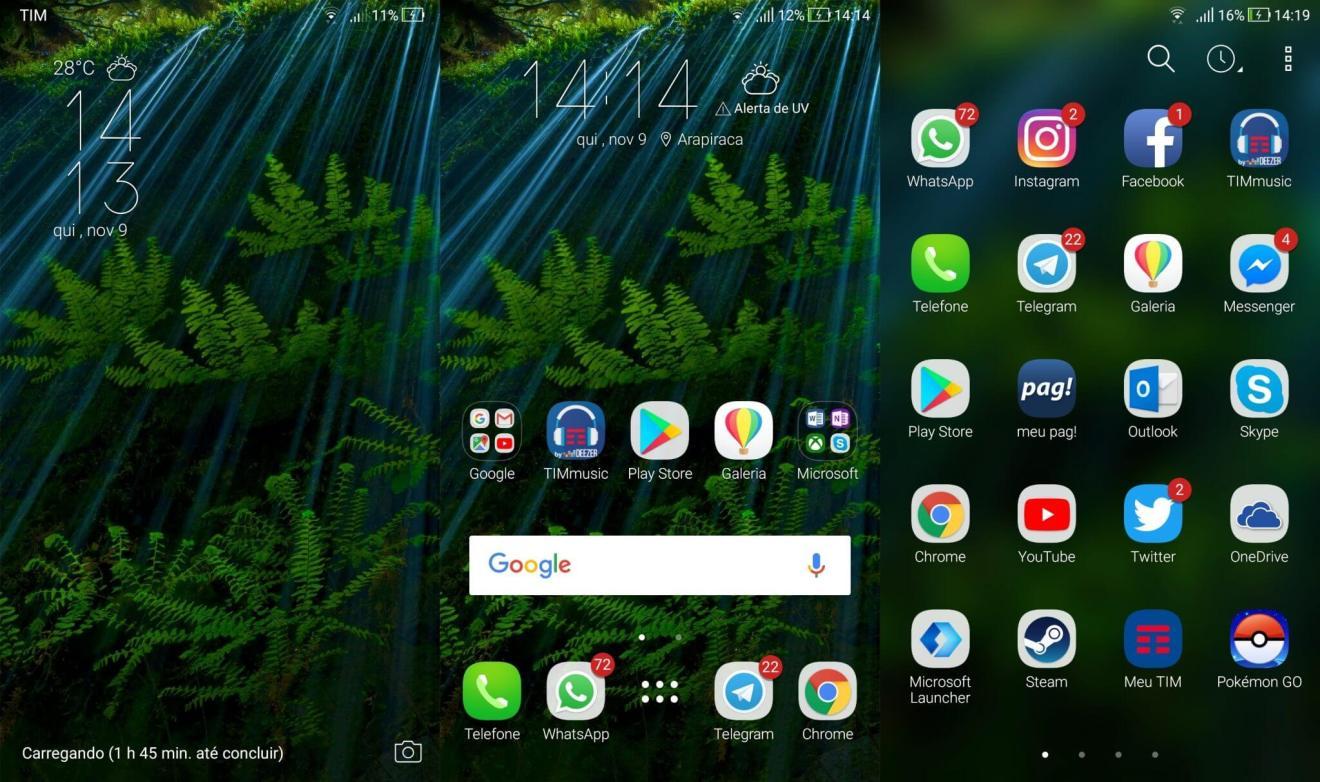 ZenUI 4 - REVIEW: Zenfone 4 Selfie Pro é um sonho para os amantes de selfies