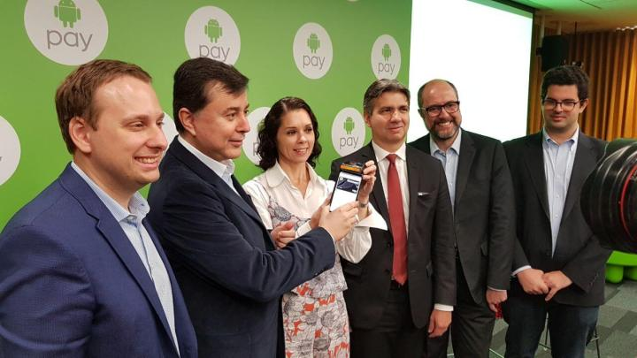 Google lança Android Pay no Brasil 9
