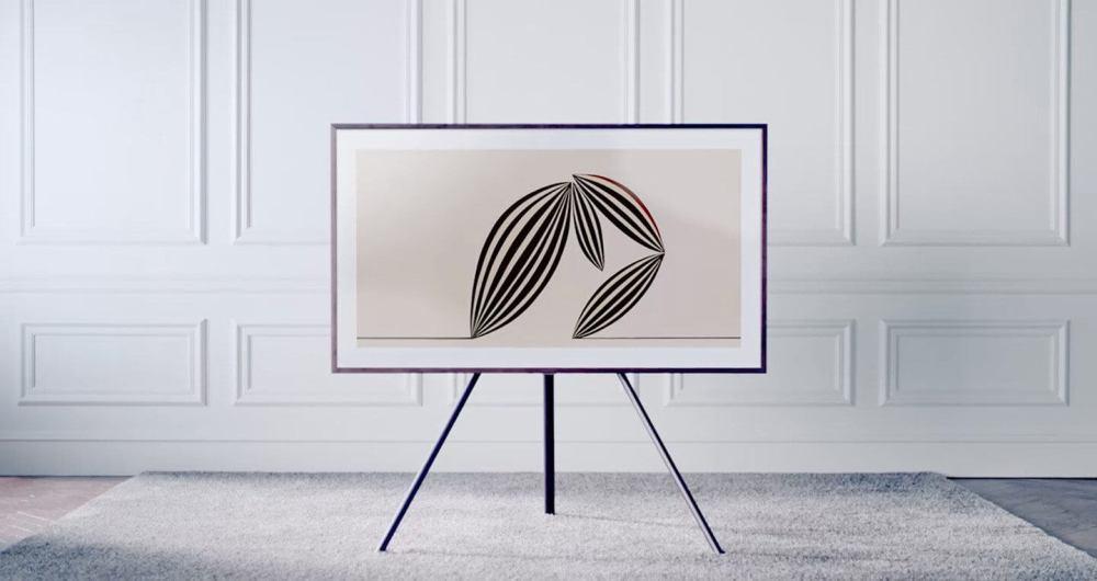 frametv fd main visual 04 - Review: Samsung The Frame TV, uma noite no museu