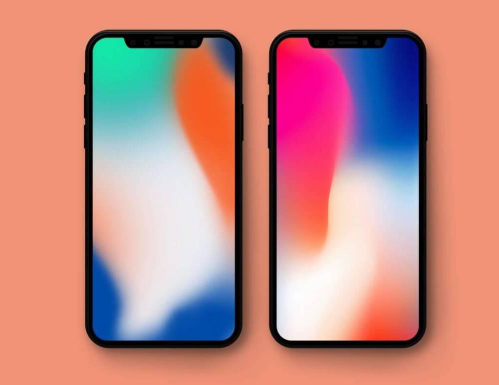 iPhone X presentation wallpapers splash 1024x789 - A tela OLED do iPhone X é a melhor já testada pelo DisplayMate