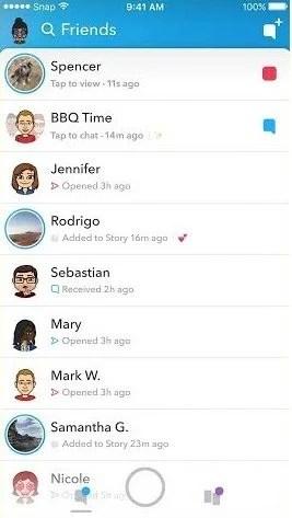 Snapchat ganha nova interface! Confira como ficou o app