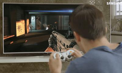 samsung - Confira algumas TVs UHD Samsung que atendem o público gamer