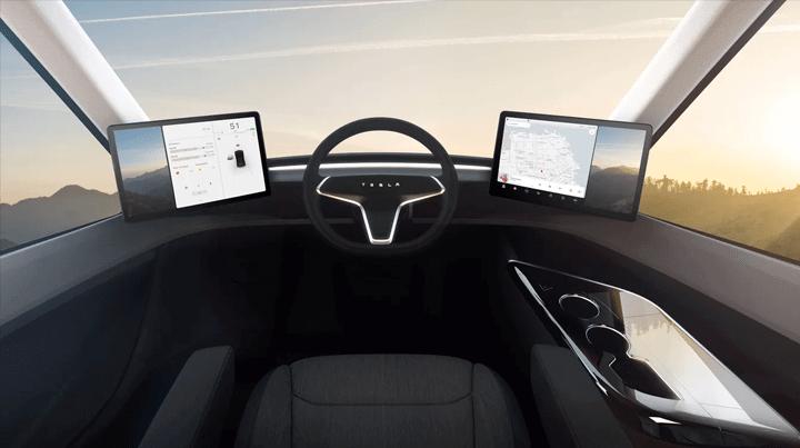 Tesla apresenta caminhão elétrico e novo Roadster 9