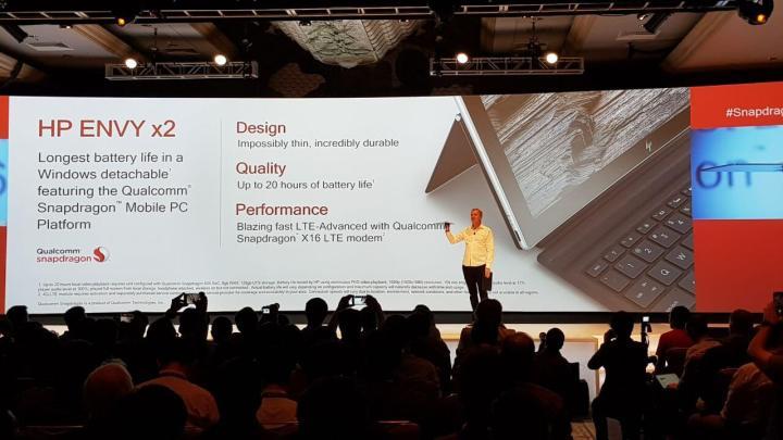 06 2 720x405 - Qualcomm Summit: ASUS e HP apresentam notebooks com Snapdragon 835