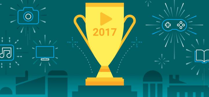 2017 720x337 - Confira o que houve de melhor na Play Store em 2017