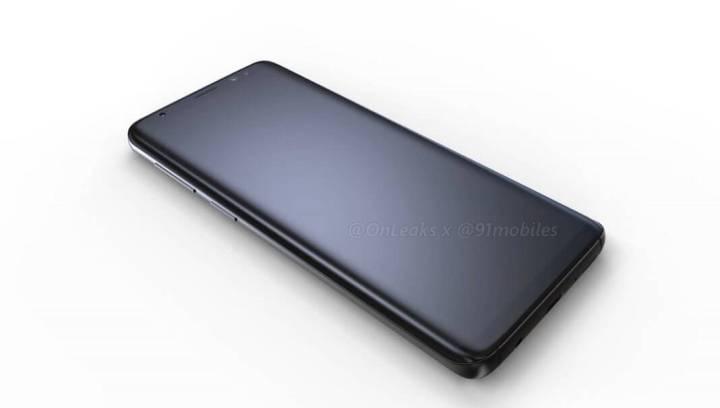 3 2 720x408 - Galaxy S9: fotos revelam o design do aparelho em primeira mão