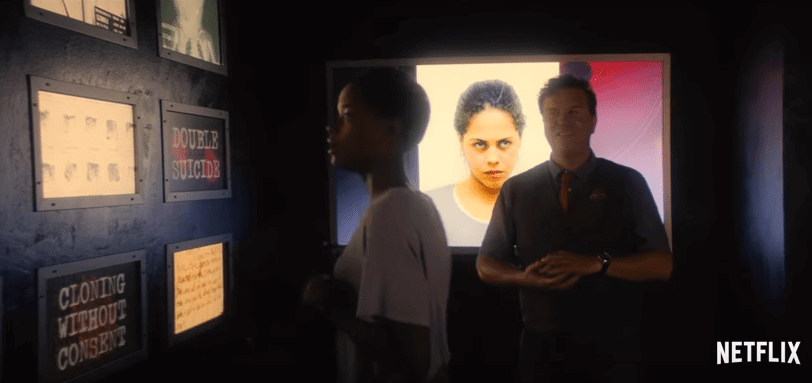 Episódio seis: Black Museum