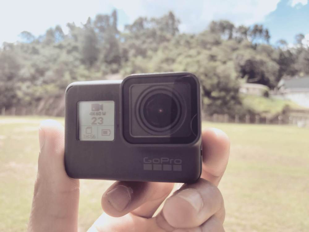 Review: HERO6 BLACK, a nova aposta da GoPro 6