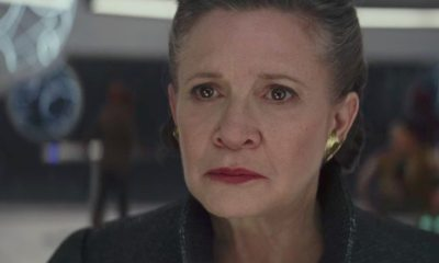 carrie fisher1 - 1 ano sem Carrie Fisher, a eterna Princesa Leia