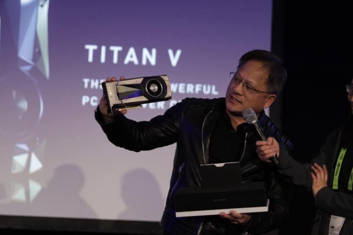 nvidia titan v 720x480 - Nvidia Titan V é a nova placa de vídeo mais poderosa do mundo