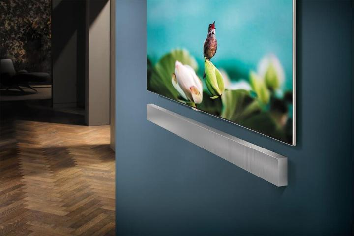 143135 tv news samsung nw700 soundbar sound is a 143135 skinny soundbar sans subwoofer that will be unveiled at ces image1 pifzmajlgv 720x480 - CES 2018: Samsung anuncia Soundbar Lifestyle