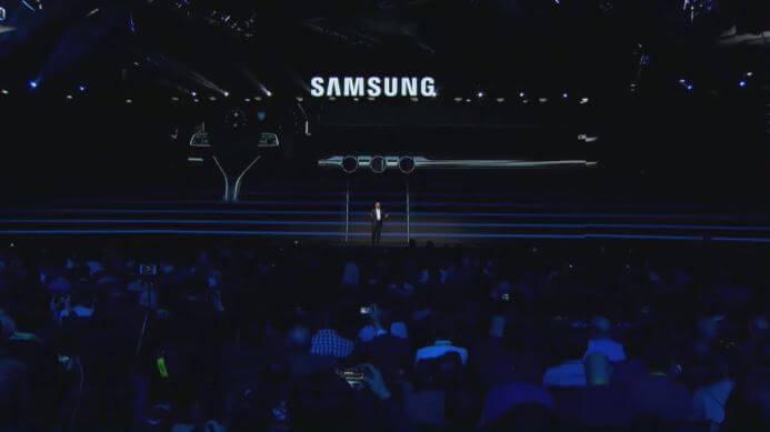 3 - CES 2018: Samsung revela um painel digital para carros inteligentes