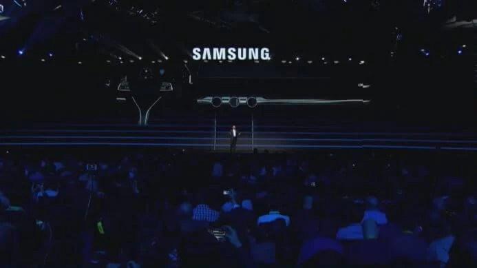 CES 2018: Samsung revela um painel digital para carros inteligentes 9