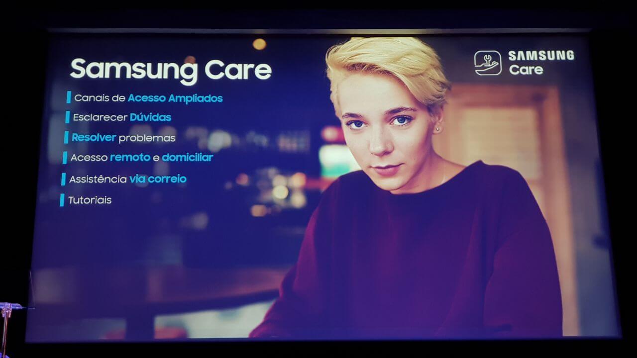 Medina, Raí e outros falam das ações da Samsung para 2018 6