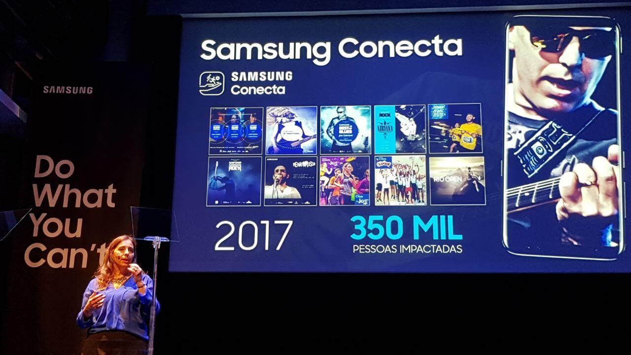 Medina, Raí e outros falam das ações da Samsung para 2018 11