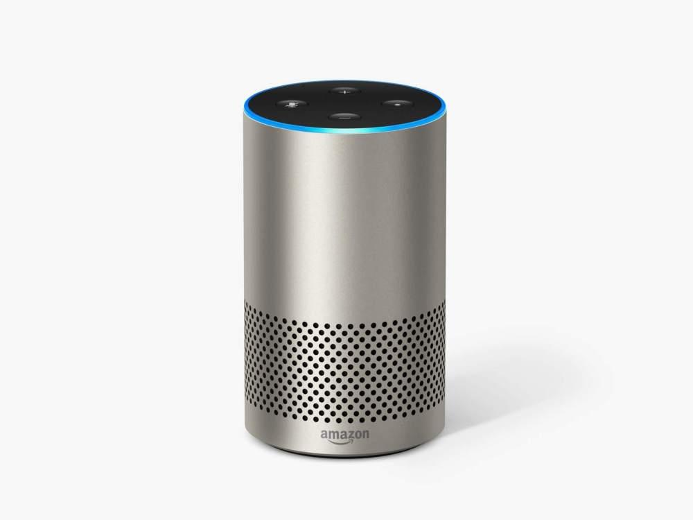 Alexa TopArt Silver Echo HERO IMAGE - CES 2018: Por que a Alexa, da Amazon, é a melhor assistente pessoal