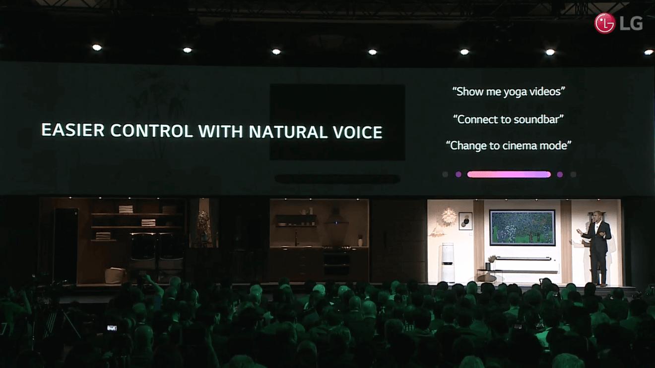 Captura de Tela 159 - CES 2018: LG apresenta ThinQ, o novo sistema de inteligência artificial