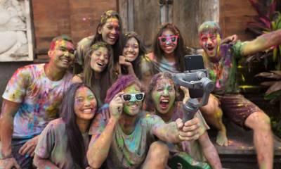 DJI Osmo Mobile 2 Lifestyle 7 preview - CES 2018: DJI apresenta novos estabilizadores a preço acessível