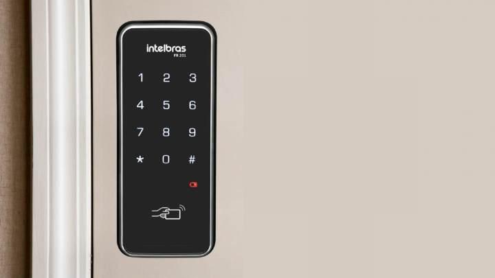 Fechadura Digital Intelbras 201