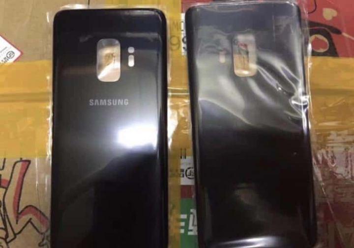 Galaxy S9 back cover leak 1 720x505 - Samsung Galaxy S9: tudo o que já sabemos