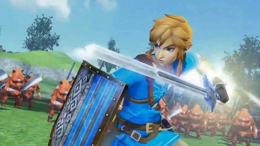 Hyrule Warriors - Nintendo Direct Mini revelou muitas surpresas e novidades para o Switch