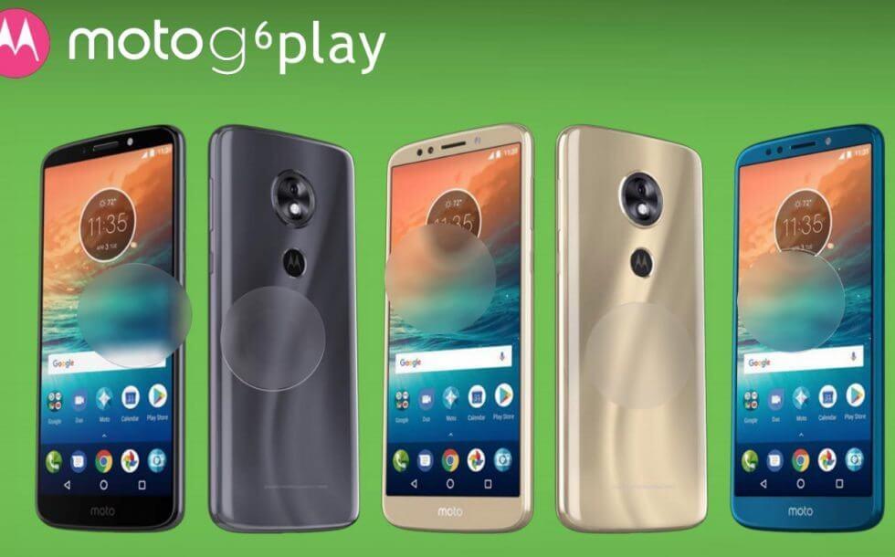 Vazamentos da Motorola revelam as especificações do Moto G6, Moto X5 e Moto Z3 8