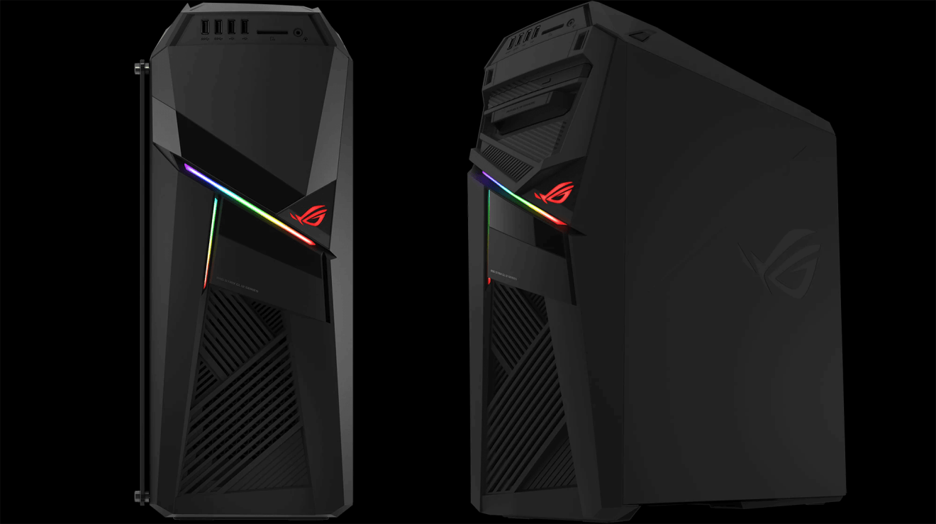abbbbbb - CES 2018: Asus apresenta ROG Strix GL12, o PC gamer dos sonhos