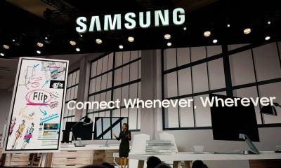 CES 2018: Conheça o Samsung Flip, seu novo quadro digital