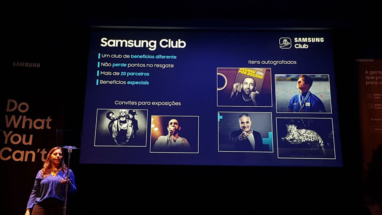 Medina, Raí e outros falam das ações da Samsung para 2018 7