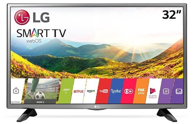 desk 32LJ520B 1 - Smart TV: confira os modelos mais buscados no ZOOM em janeiro