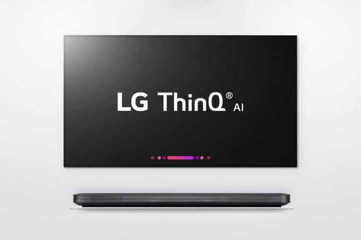lg 720x480 - TVs da LG poderão ser controladas por voz com o Google Assistente