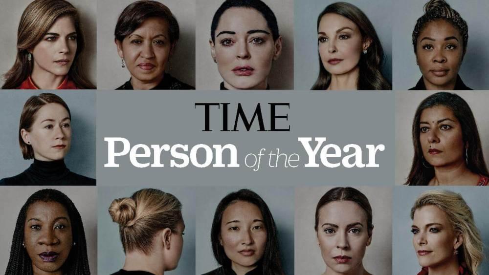 Pessoa do Ano da revista Time.