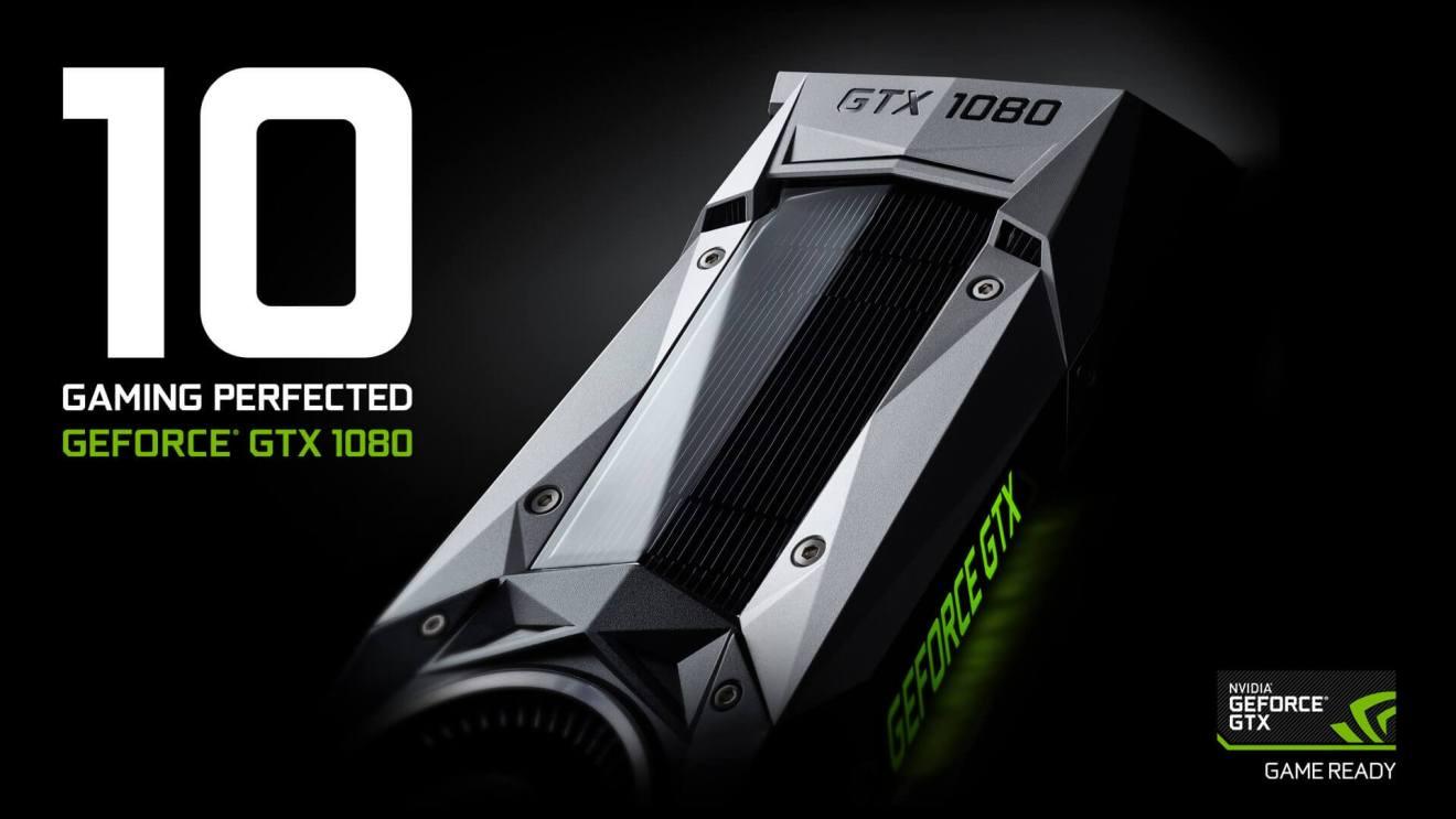 nvidia geforce gtx 1080 key visual - CES 2018: Asus apresenta ROG Strix GL12, o PC gamer dos sonhos