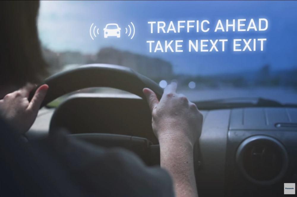 panasonic preview image - CES 2018: Amazon e Panasonic anunciam uso da Alexa off-line em carros