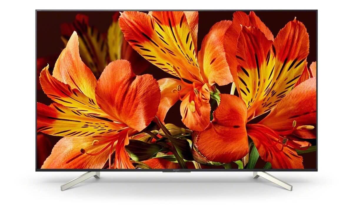 sonyxf85 1l - CES 2018: Sony anuncia novas séries de TVs OLED e LCD 4K HDR